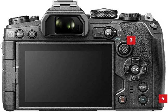 Olympus OM-D E-Ml Mark III Review