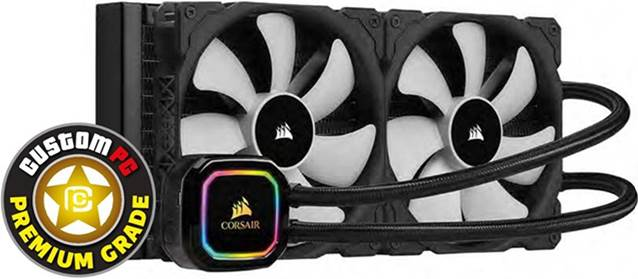 CORSAIR iCUE H115i RGB PRO XT Review