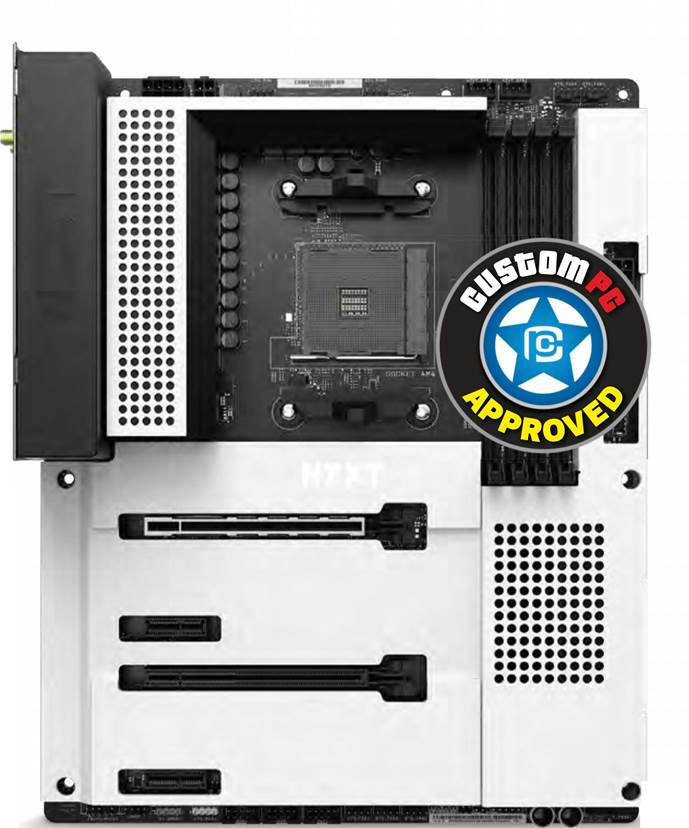 NZXT N7 B550 Review