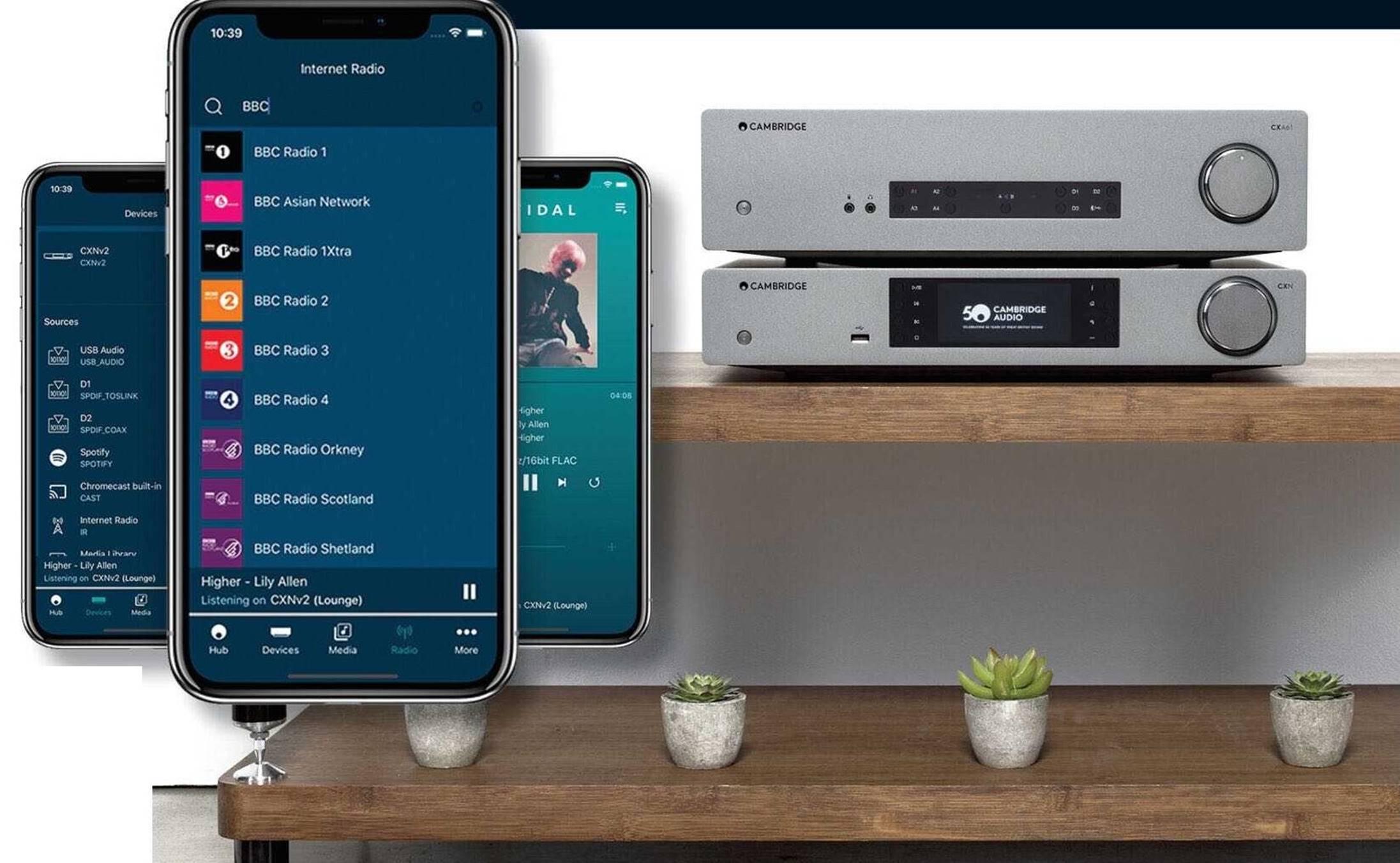 cambridge audio cxn v2 review